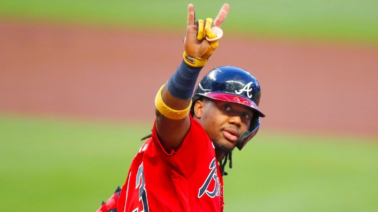 Atlanta Braves' Ronald Acuna Jr. smashes 495-foot homer, longest in MLB this season