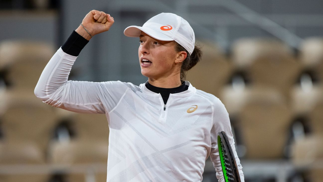 The 2020 French Open women's semifinals have something for everyone