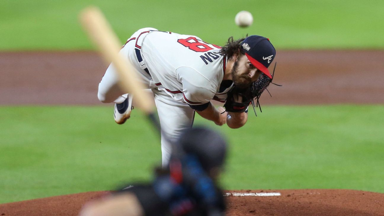Ian Anderson's emergence makes Braves biggest threat to Dodgers