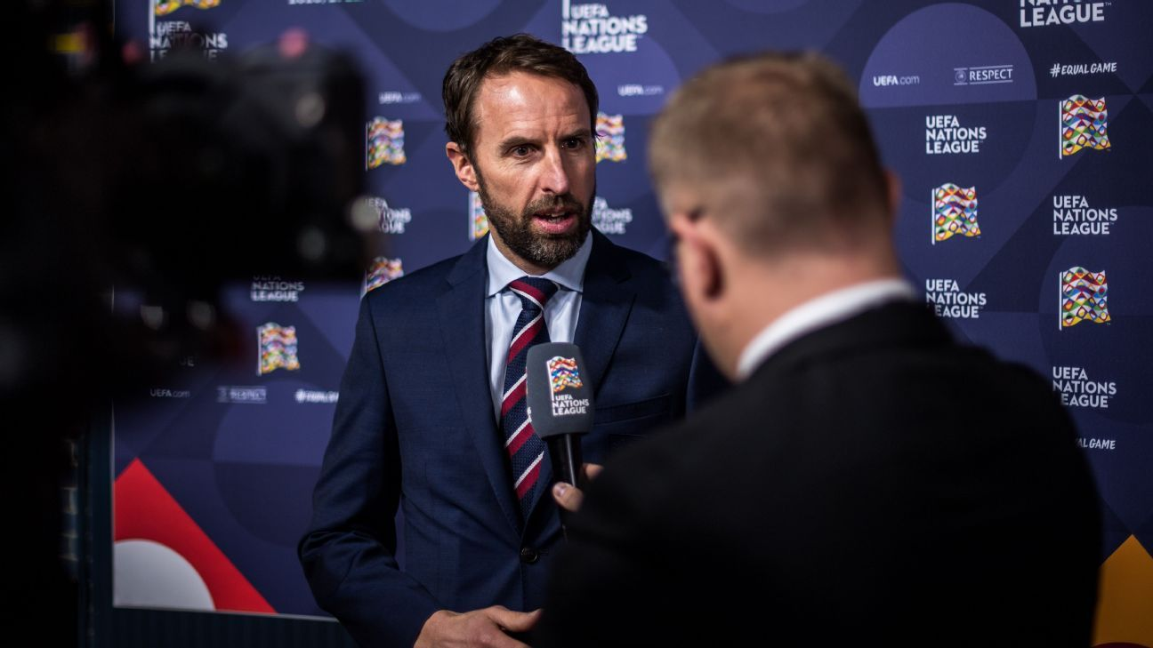 UEFA Nations League resumes amid COVID-19 fears: England need wins after off-field drama, Spain stress