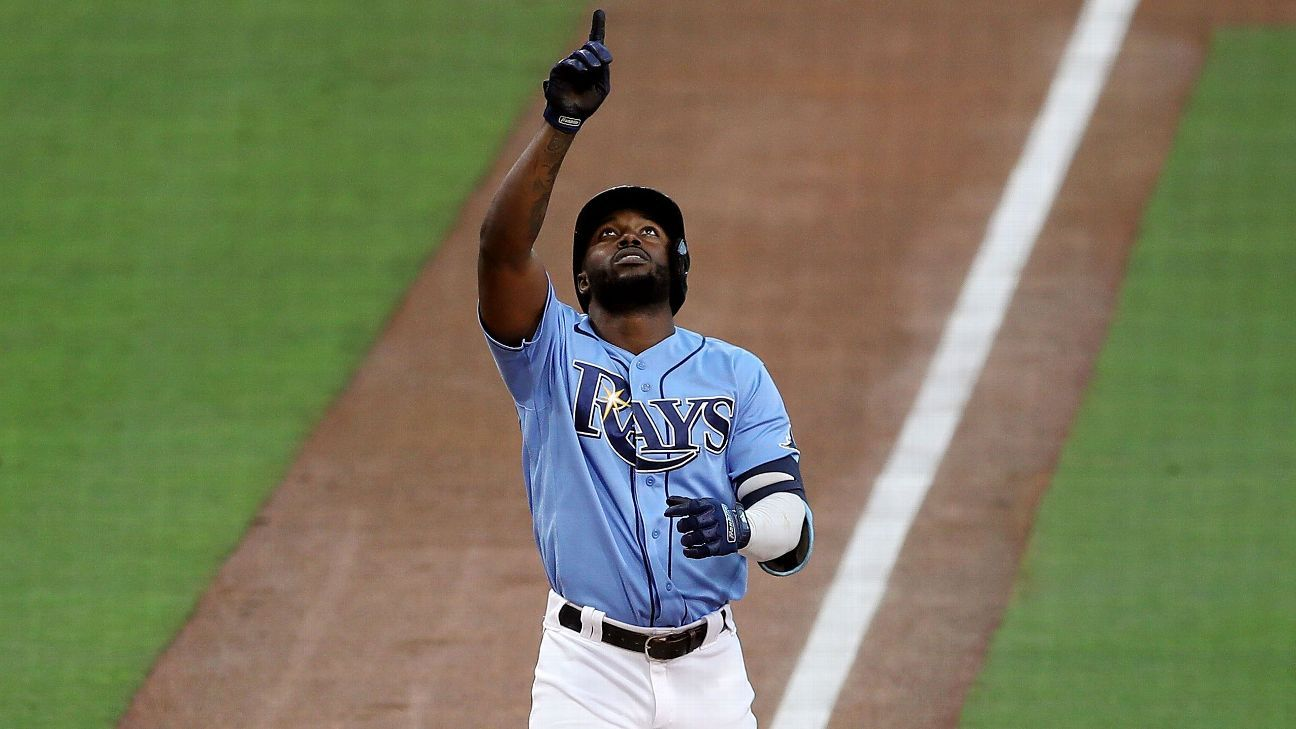 where did rays rookie randy arozarena best player on earth come from the west news where did rays rookie randy arozarena