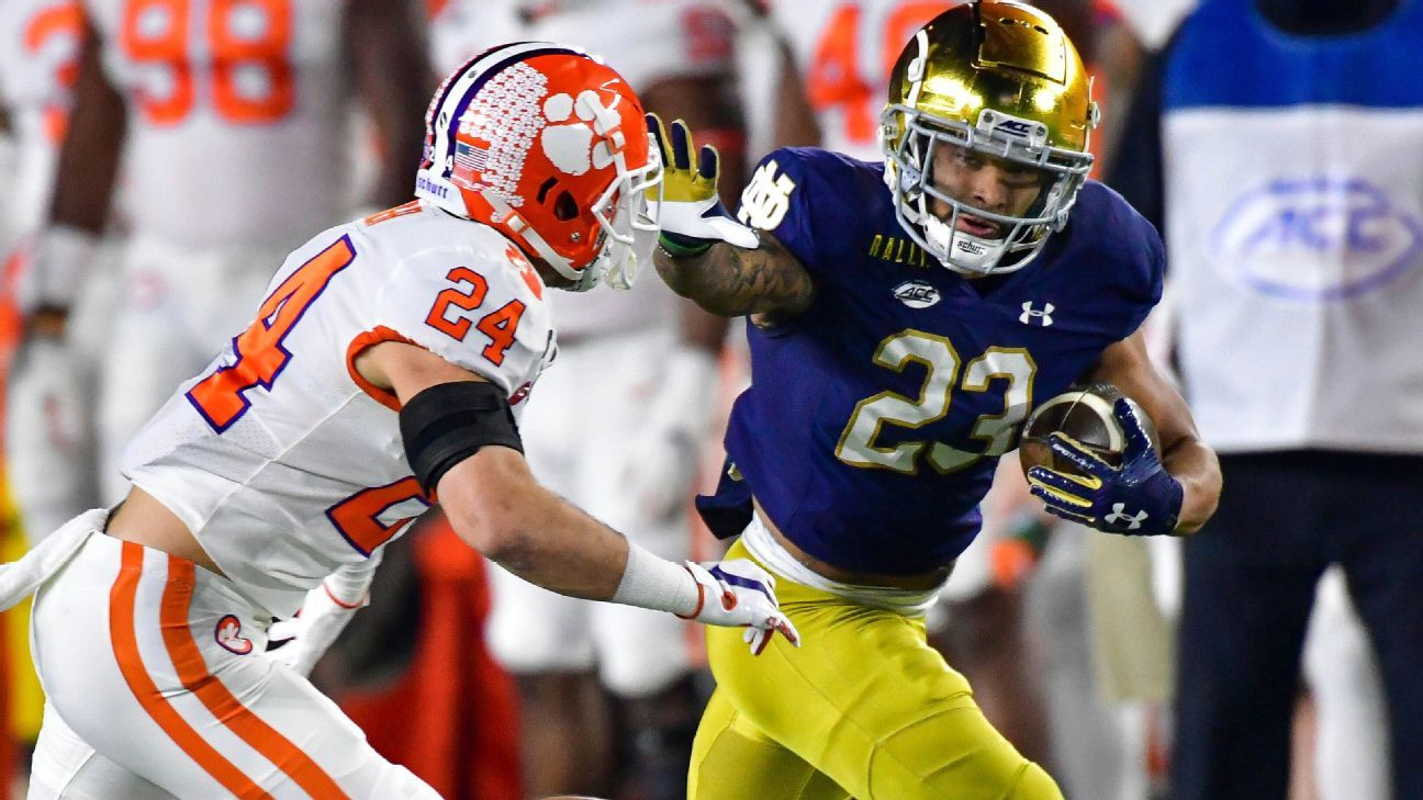 After Notre Dame's win over Clemson, College Football Playoff race still too close to call