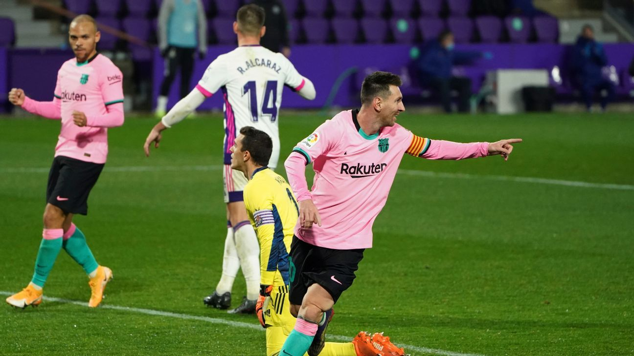 Messi says that Barcelona is his life