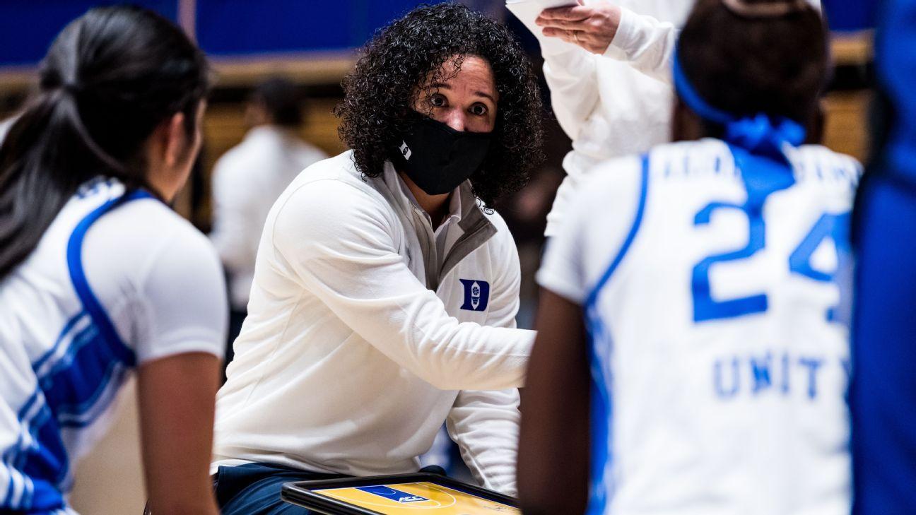 Duke women add six transfers after lost season