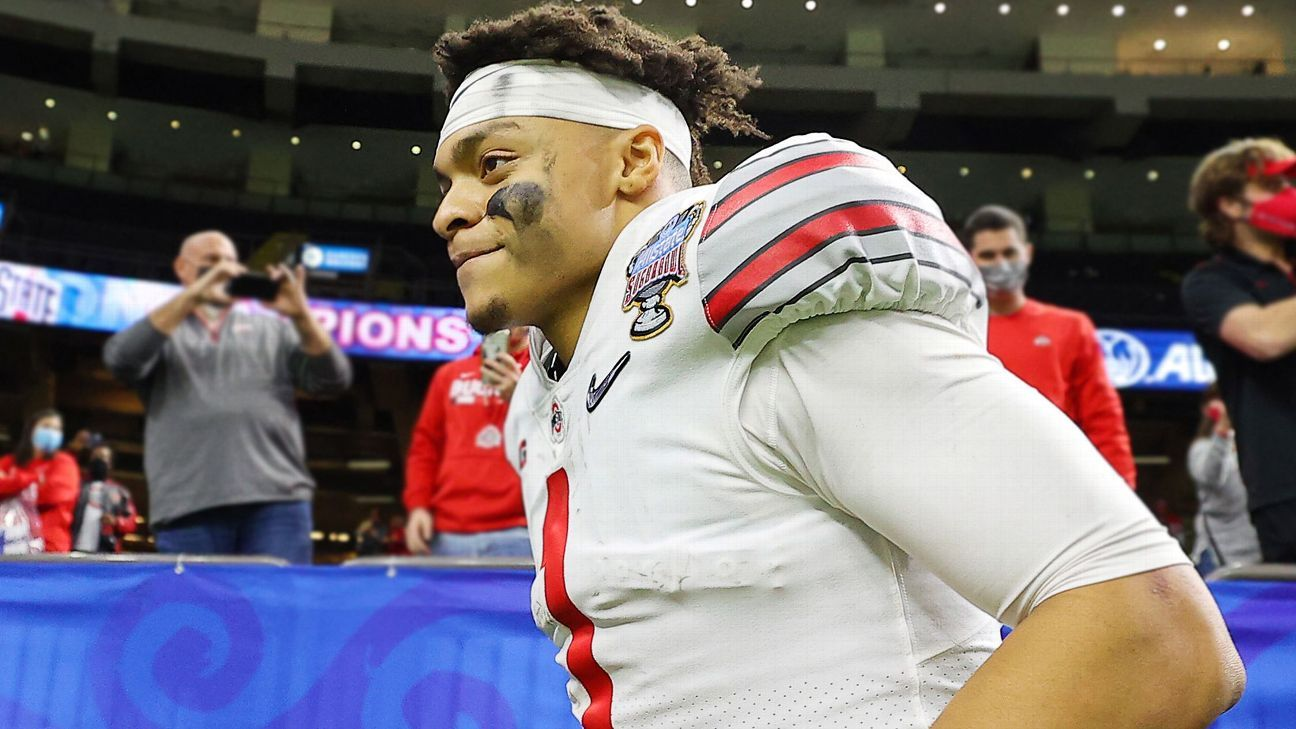Would Philadelphia Eagles trade up for Justin Fields in 2021 NFL draft?