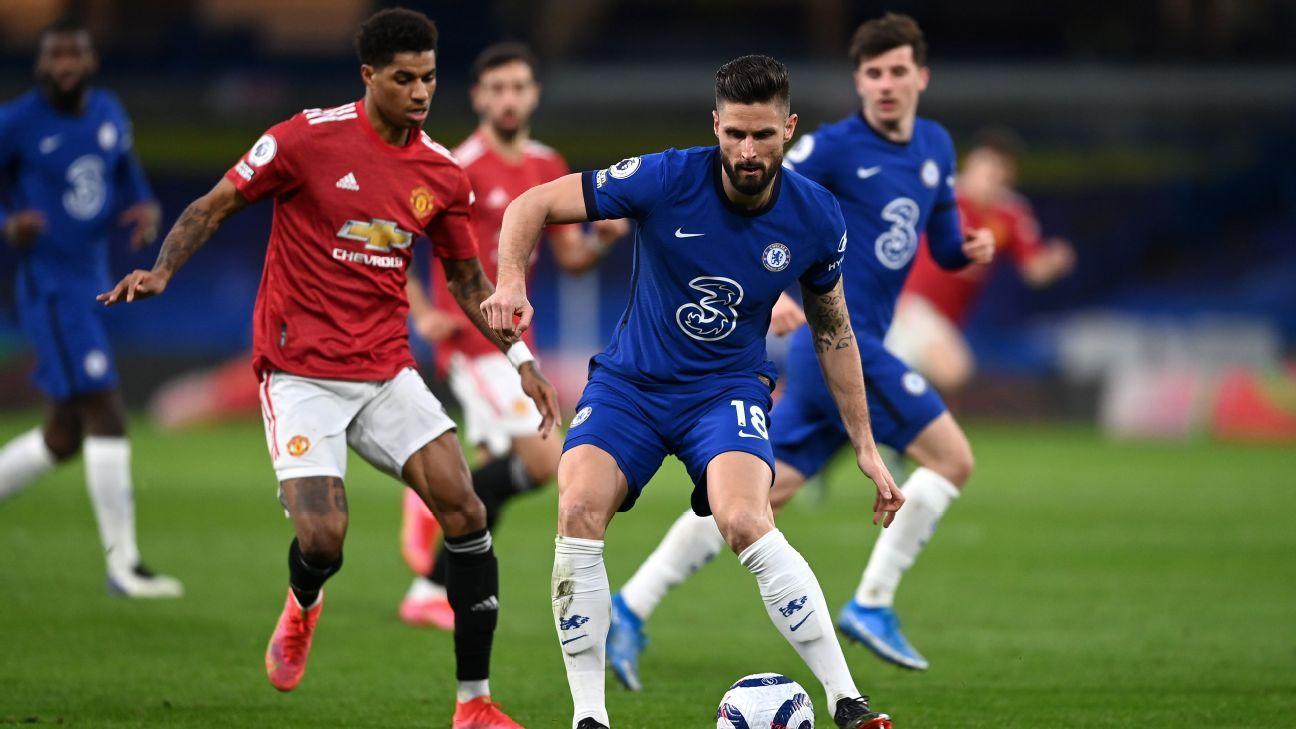 Chelsea, Man United lack cutting edge that Haaland offers