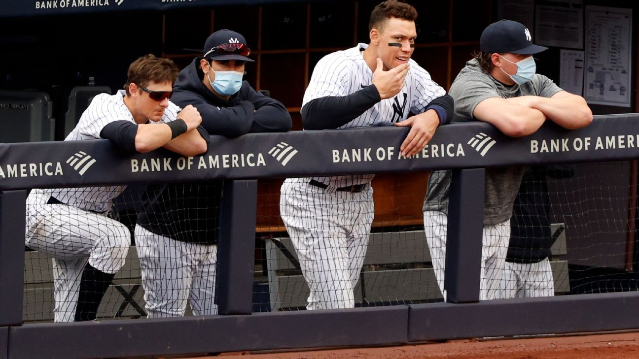 Is the New York Yankees' tough weekend an omen of items to come back?