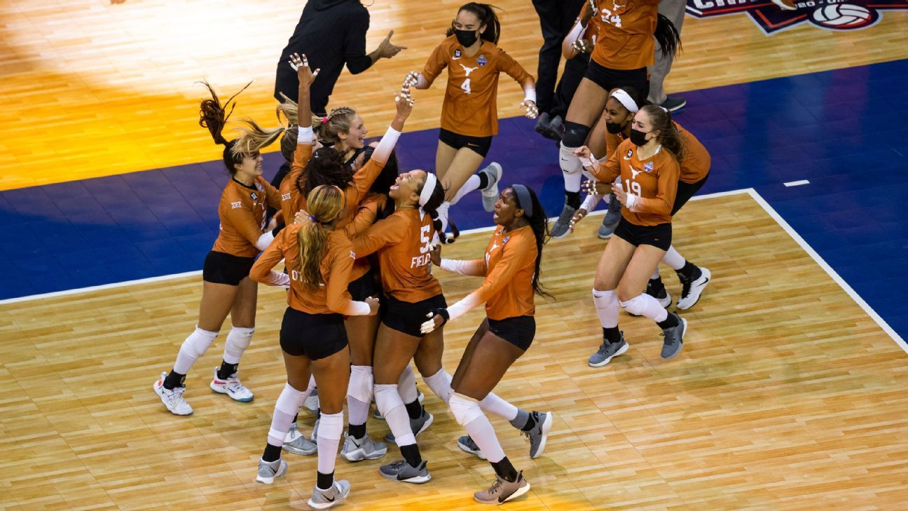 Previewing the ability showdown between Texas, Kentucky in NCAA ladies's volleyball ultimate