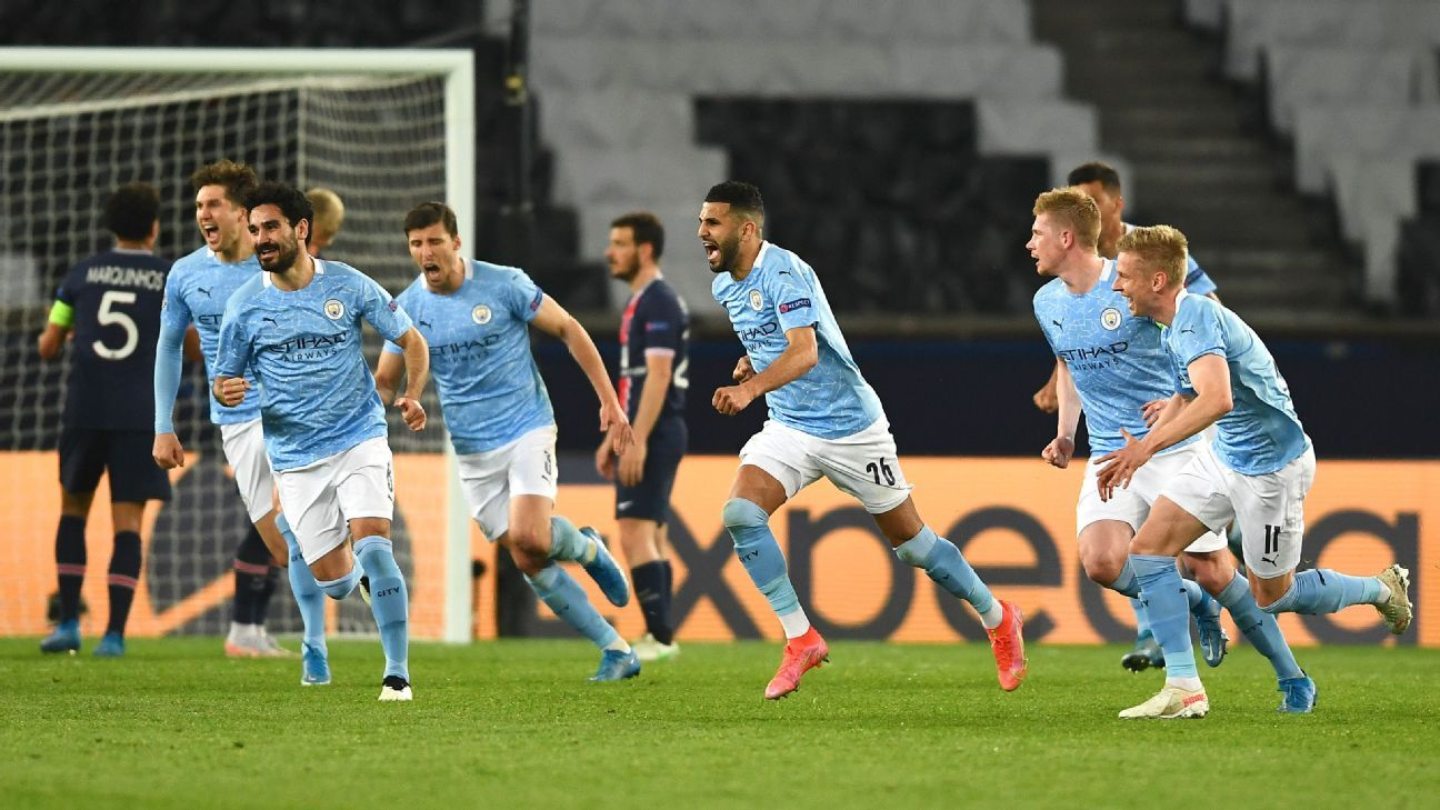Man City get big-time performances from their big-time players
