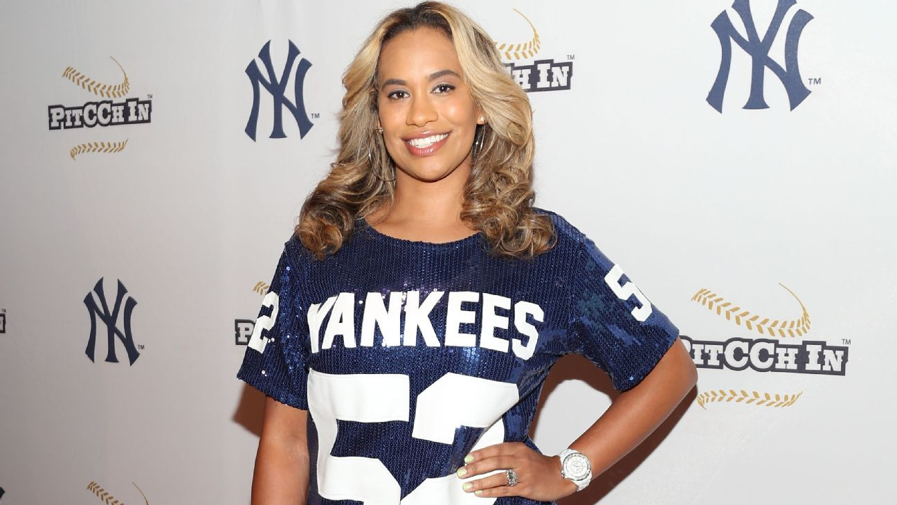 Amber Sabathia, CC's wife, now a baseball agent