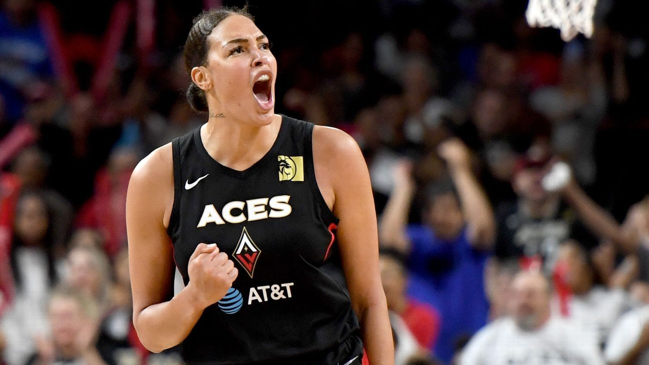WNBA power rankings: Aces open as the favorite, but all 12 teams face big questions
