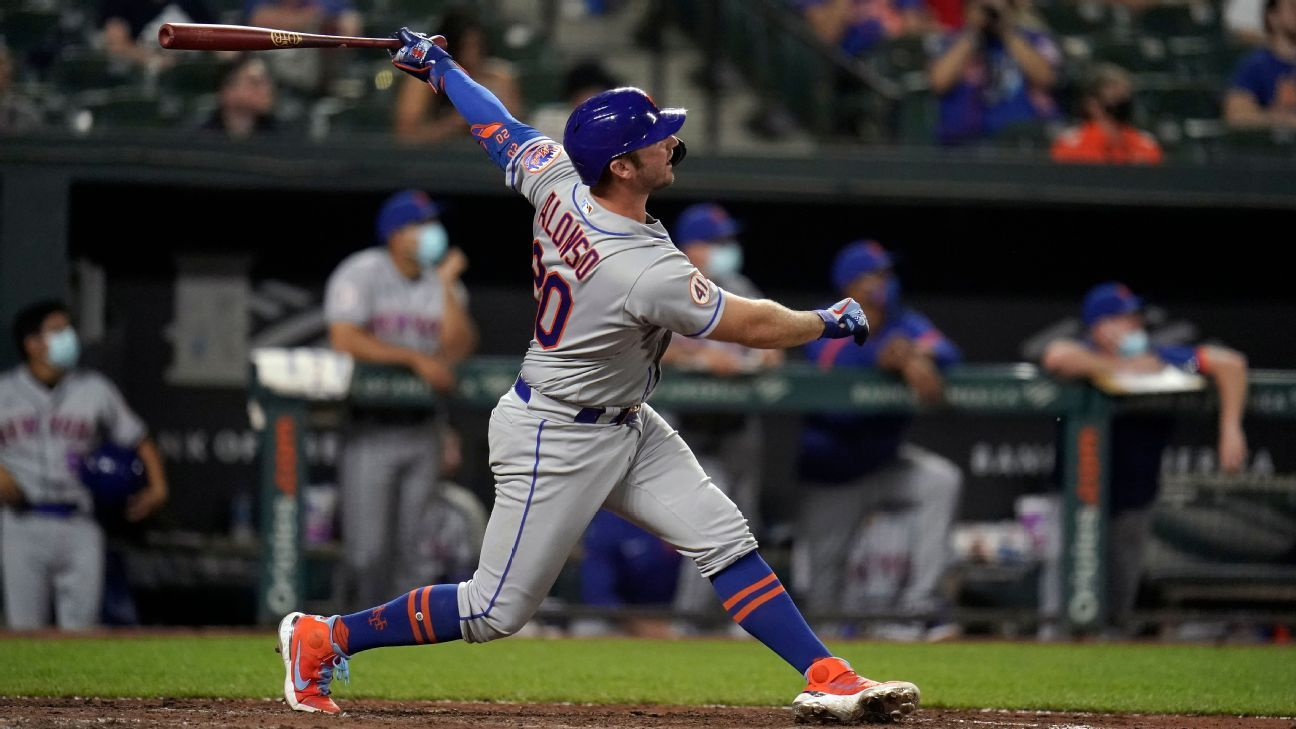 Mets GM rebuts Alonso's manipulated ball theory
