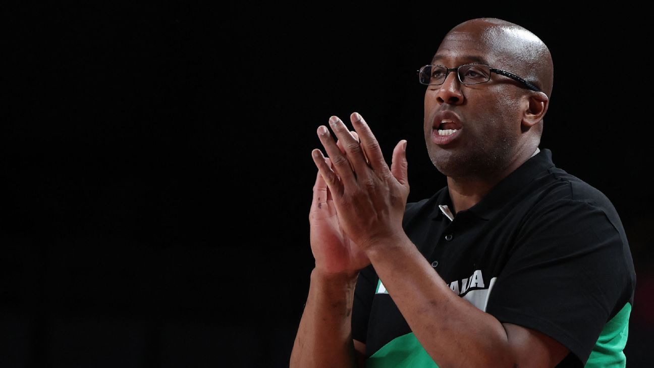 It's the same old song for Nigeria basketball