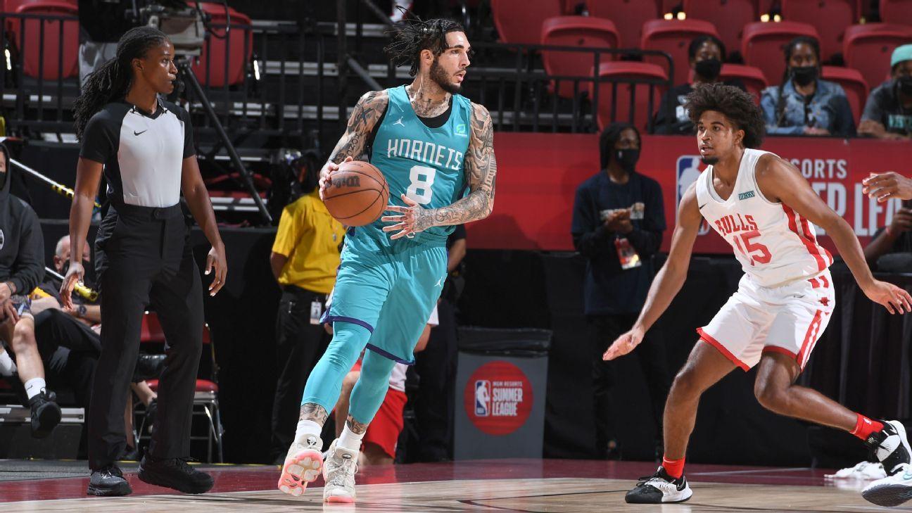Hornets sign LiAngelo; guard set for G League