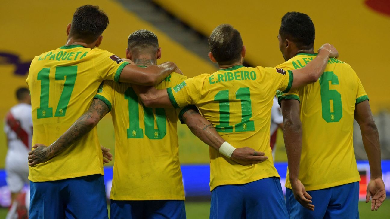 Can Brazil seal World Cup qualification? What about the rest?