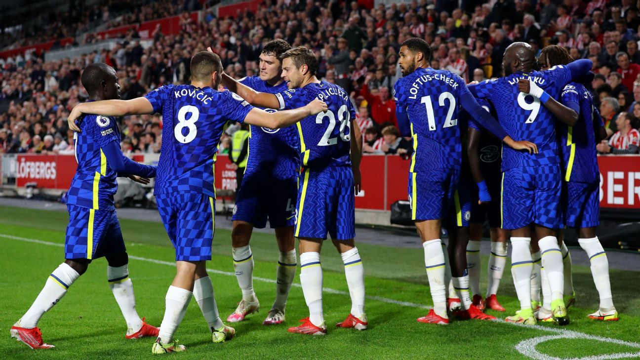 Brentford vs. Chelsea – Football Match Report – October 16, 2021 – ESPN