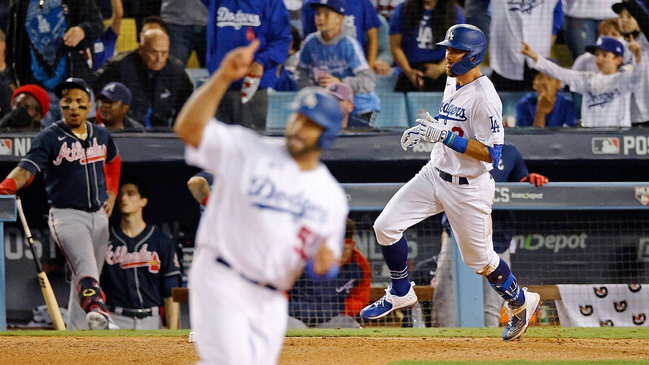 Against all odds, here come the Dodgers -- now how far can they push the Braves?